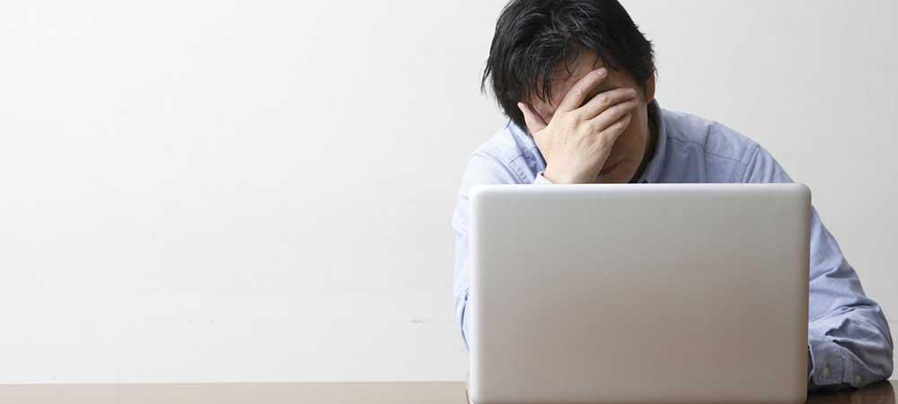 インターネット上の風評被害